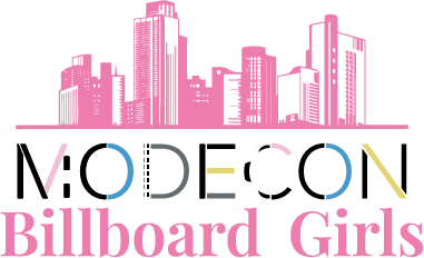 MODECON Billboard Girls