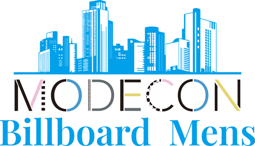 MODECON Billboard Mensとはの画像