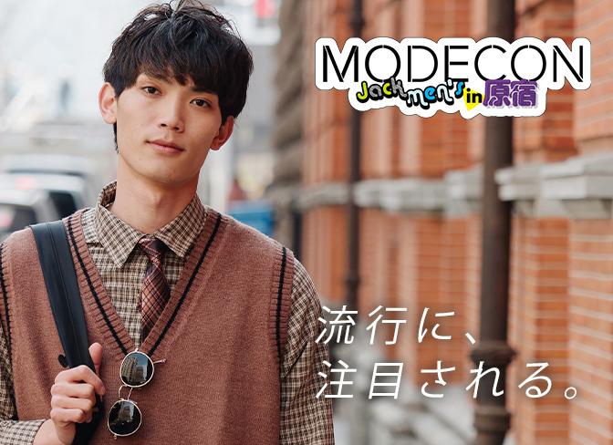 MODECON / Jack men's in 原宿メイン画像
