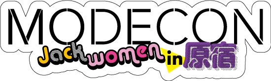 MODECON / Jack women in 原宿
