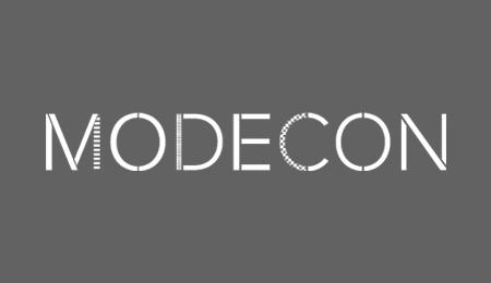 MODECONオフィシャルサイト公開